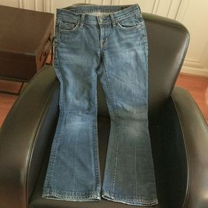 CITIZENS OF HUMANITY  bootcut jeans, size 28